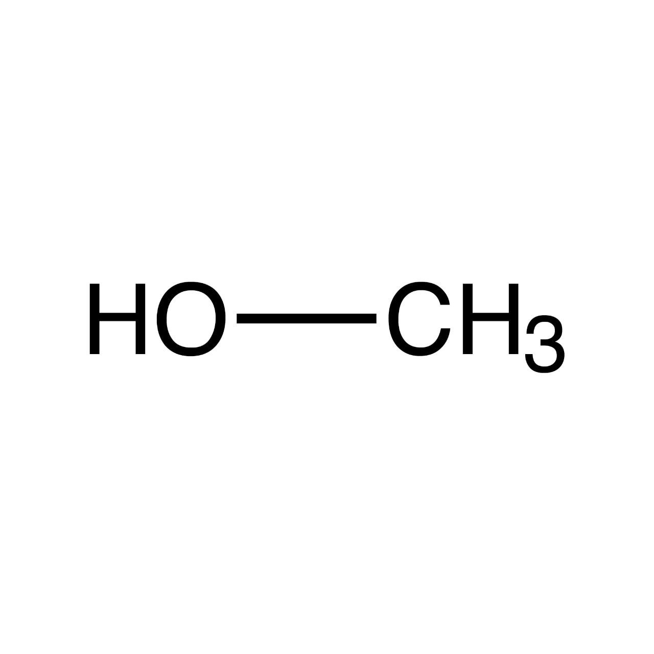 Summenformel Methanol